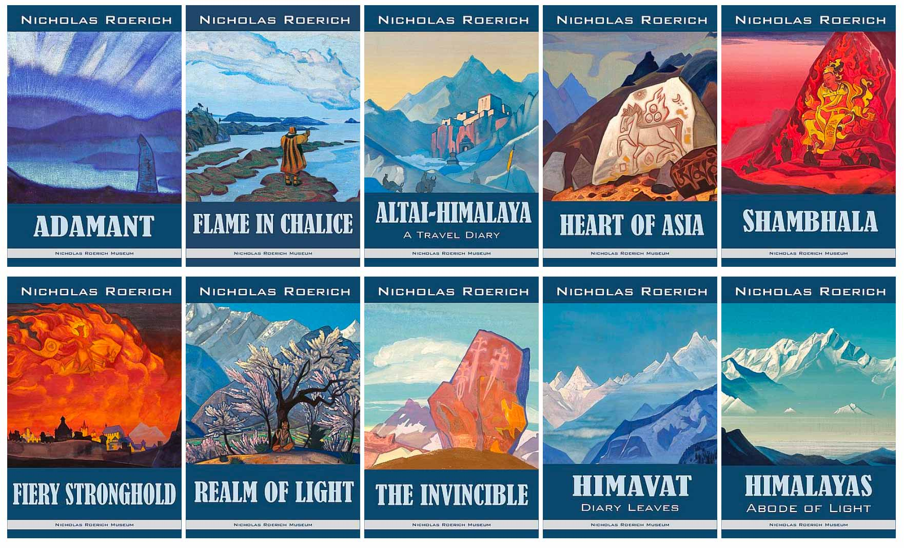 N.Roerich: Collected writings